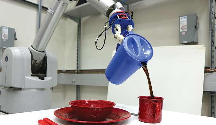 A new standard in robotics