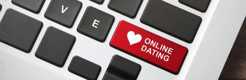 Anonymous browsing hinders online dating signals