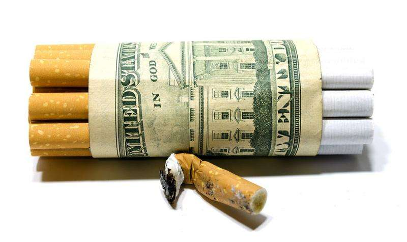 Another cost of smoking—sky-high insurance