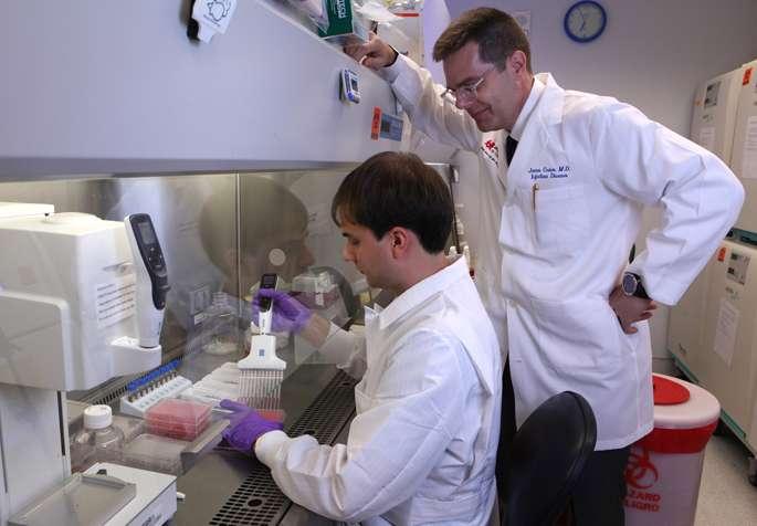 Antibodies may provide 'silver bullet' for Ebola viruses