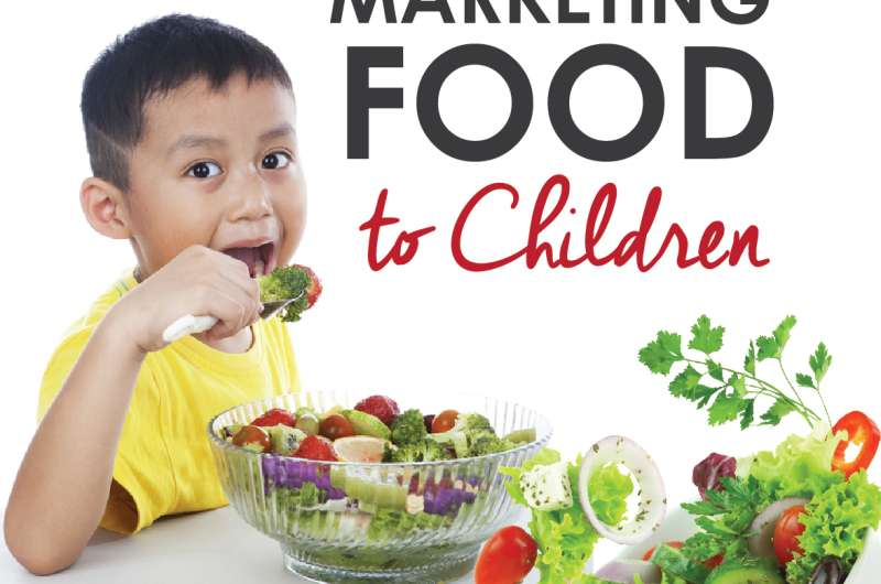 An upside of marketing food to children