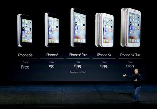 Apple stock slumps amid iPhone sales worries