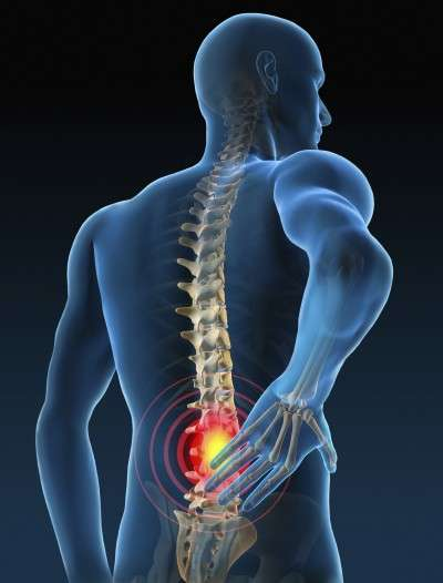 Are antibiotics effective for low back pain?