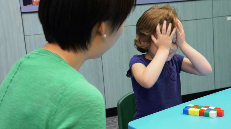 A simple numbers game seems to make kids better at math