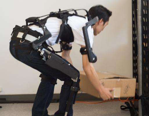 A suit-X trio designed to support workers: Meet MAX