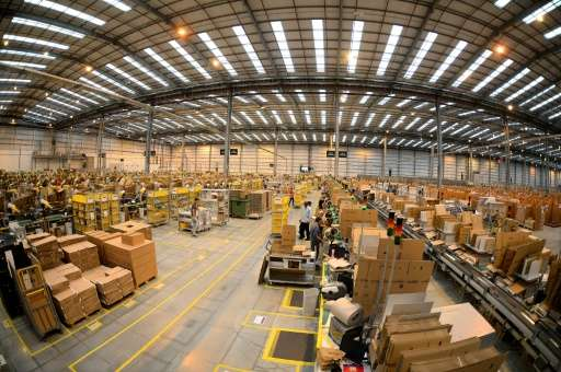 Atlas Air Worldwide Holdings will provide air cargo services to Amazon, which also obtained an option to buy a stake in the New