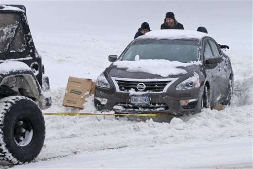 At least 38 killed in snowstorm-related deaths
