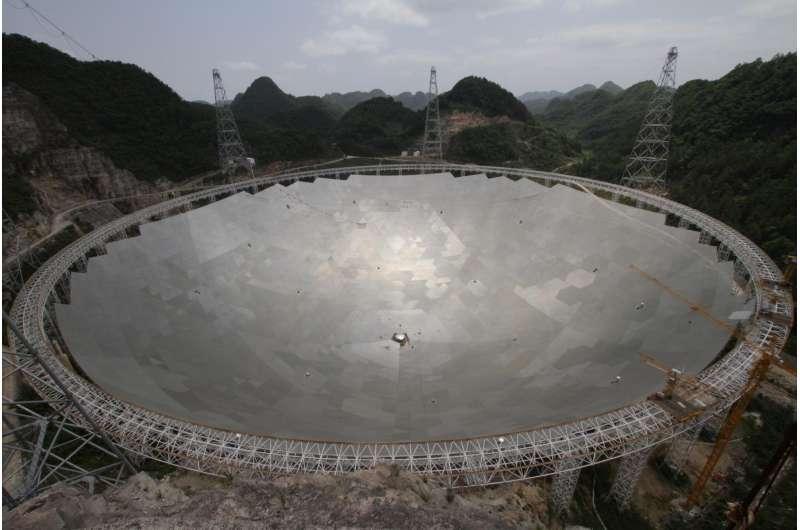 Australian technology installed on world's largest single-dish radio telescope