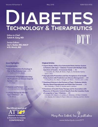 Automated OCL insulin system shown to improve glucose control for youngsters at diabetes camp