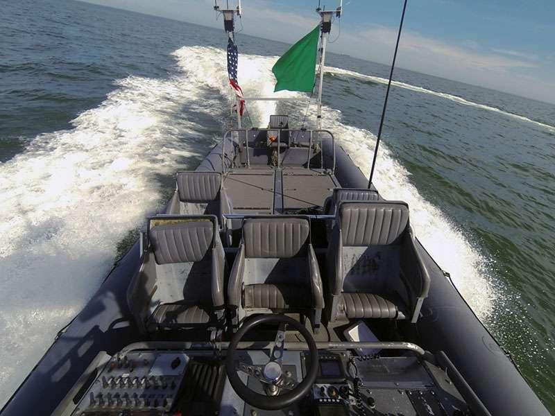 Autonomous Swarmboats: New missions, safe harbors