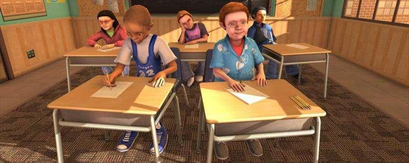 A virtual reality classroom simulator for teachers in training