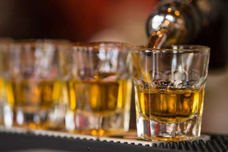 A virus could manipulate neurons to reduce the desire todrink