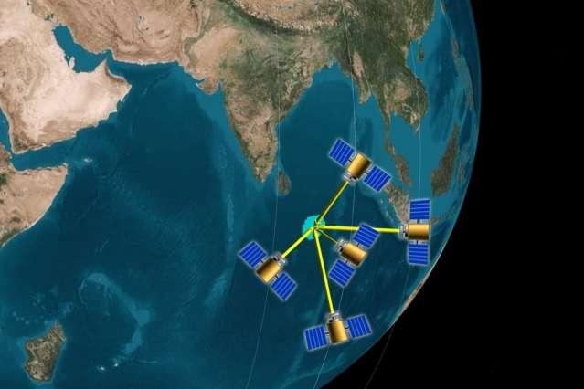 Batches of shoebox-sized satellites could improve estimates of Earth's reflected energy