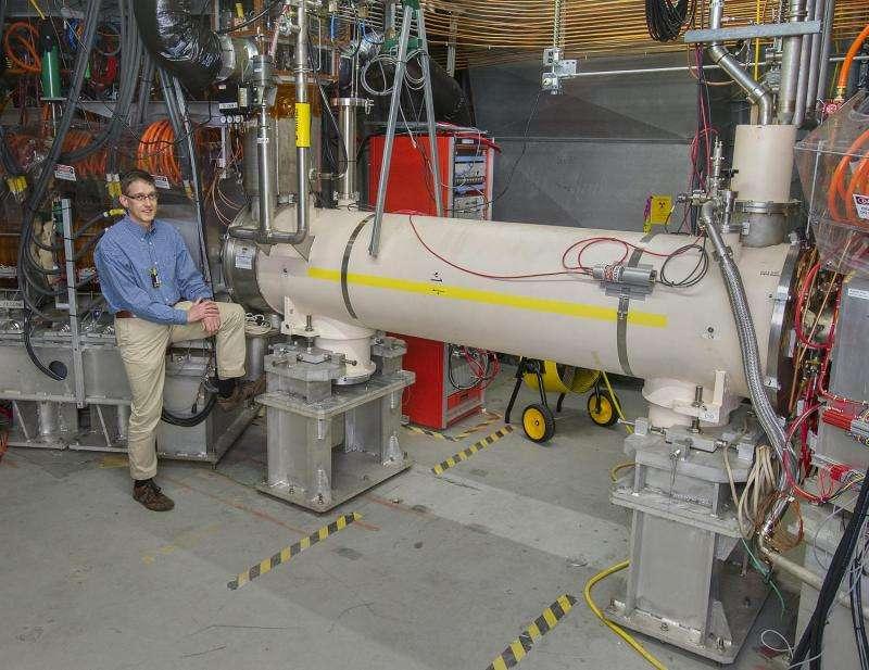 Beam-beam compensation scheme doubles proton-proton collision rates at RHIC