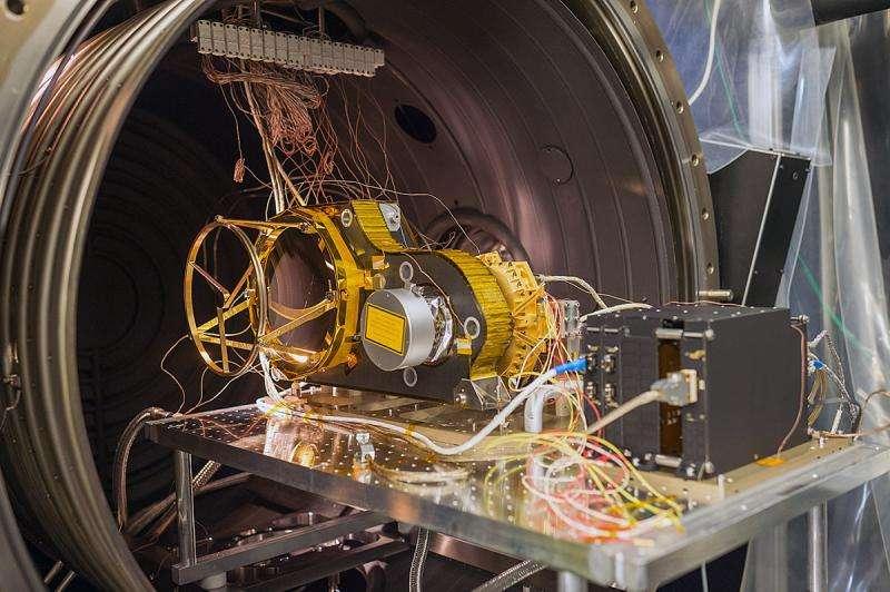 Bern-made laser altimeter taking off to Mercury