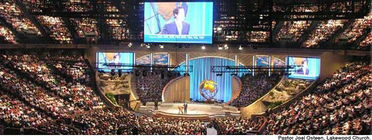 Bigger Church = Less Engaged Parishioners