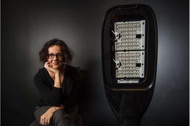 Bright idea that's streets ahead: Australian LED street lighting trial