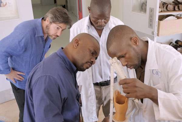 Bringing 3D prosthetic printing to developing countries
