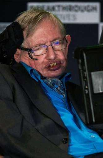 British scientist Stephen Hawking signed an open letter in July 2015 warning against the development of weapons with a degree of