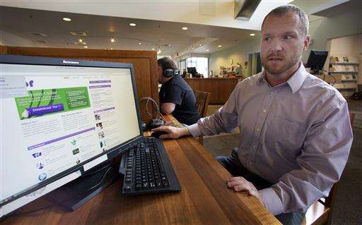 Browse free or die? New Hampshire library is at privacy fore