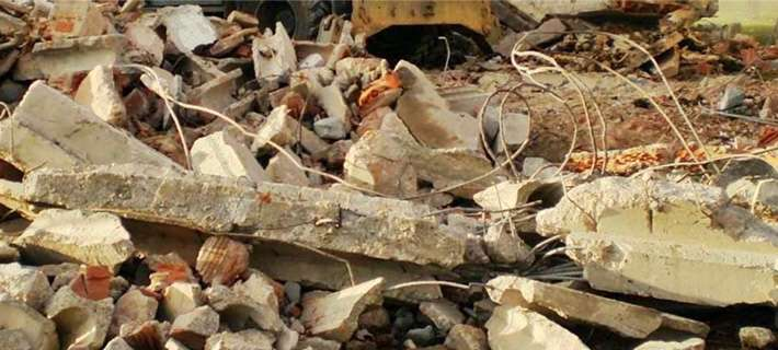 Building material recycling – a great gain for the environment