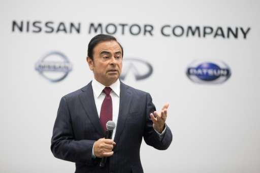 Carlos Ghosn told the Automotive News World Congress that Nissan has been a pioneer in autonomous vehicles and expects to have a