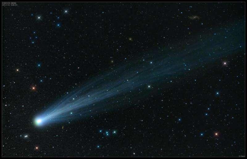 Carl Sagan's bonkers idea—life inside a comet