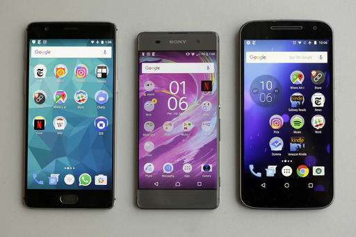 Cheaper phones are fine -- if top-end camera isn't a must
