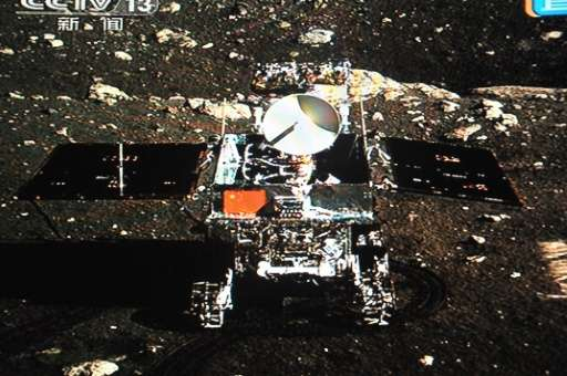 China's Jade Rabbit lunar rover has spent 31 months surveying the moon's surface