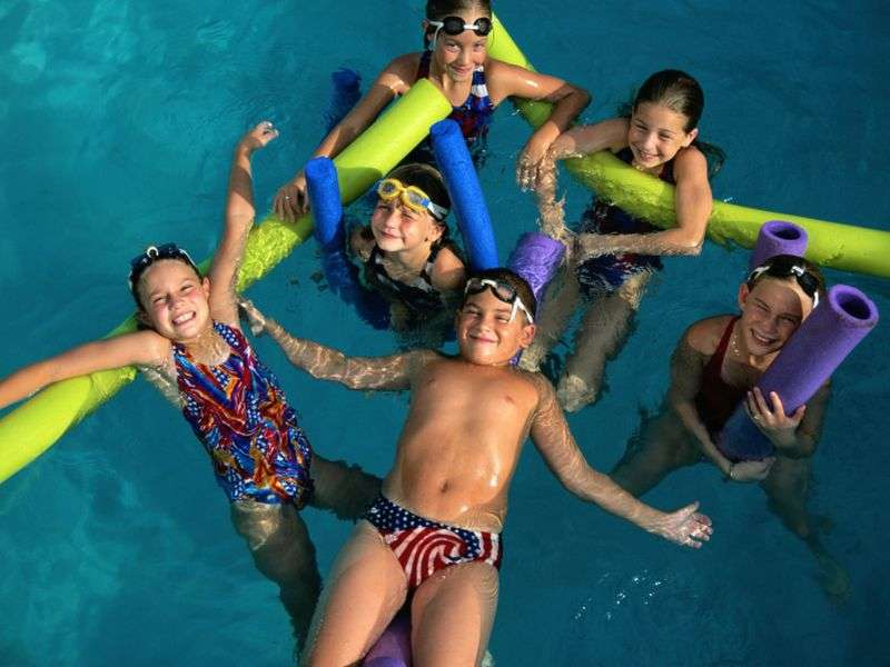 Clean pools can still pose health hazards