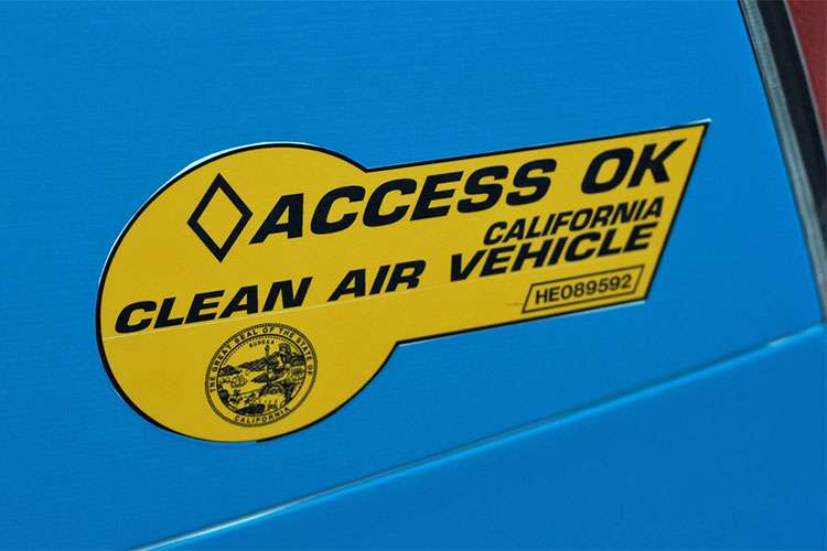 Clean vehicle rebates benefit wealthy, white Californians, study finds