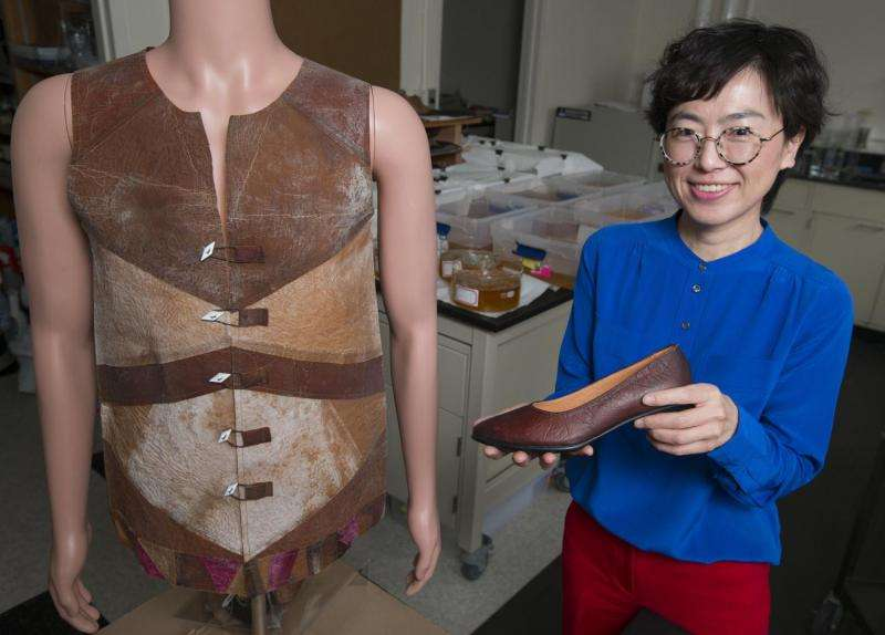 Clothing made from tea byproduct could improve health of fashion industry