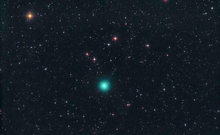 Comet U1 NEOWISE—a possible binocular comet?