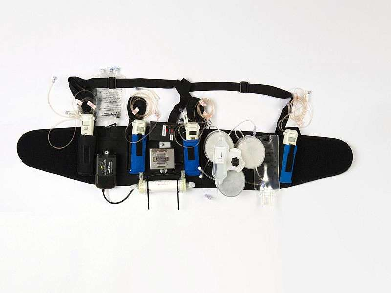 Coming soon: A wearable artificial kidney?