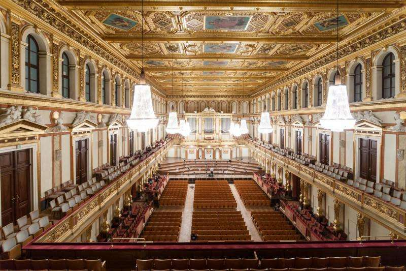 Concert hall acoustics influence the emotional impact of music