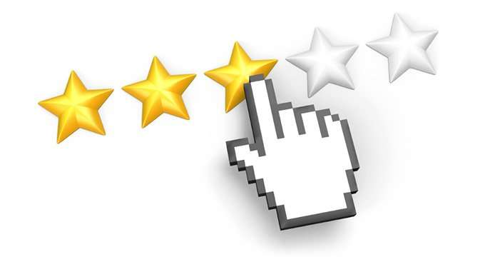 Consumers' trust in online user ratings misplaced, study says