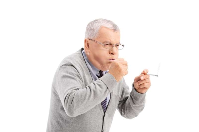 COPD exacerbations lead to lung function decline, particularly among those with mild COPD