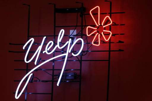 Court: Yelp not liable for negative rating 'stars' on site (Update)