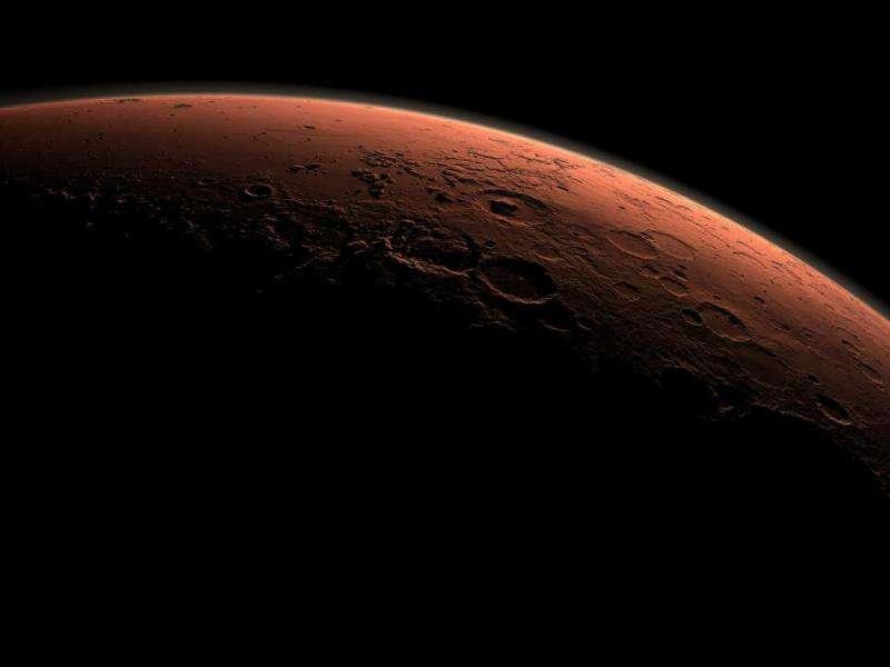 CU study: Ancient Mars bombardment likely enhanced life-supporting habitat