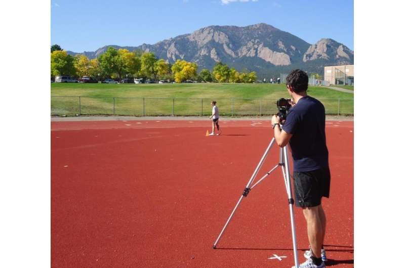 CU study shows how Paralympic track sprinters are slowed by curves
