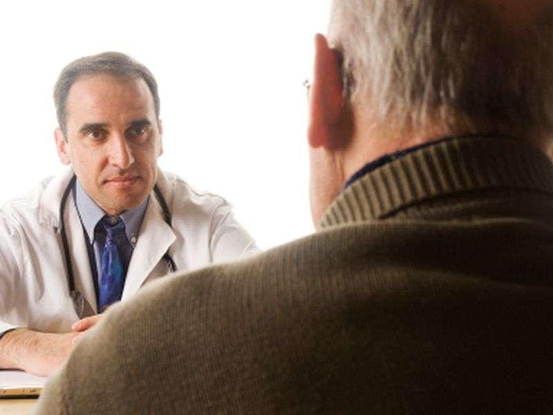 Decision regret uncommon after radical prostatectomy, IMRT