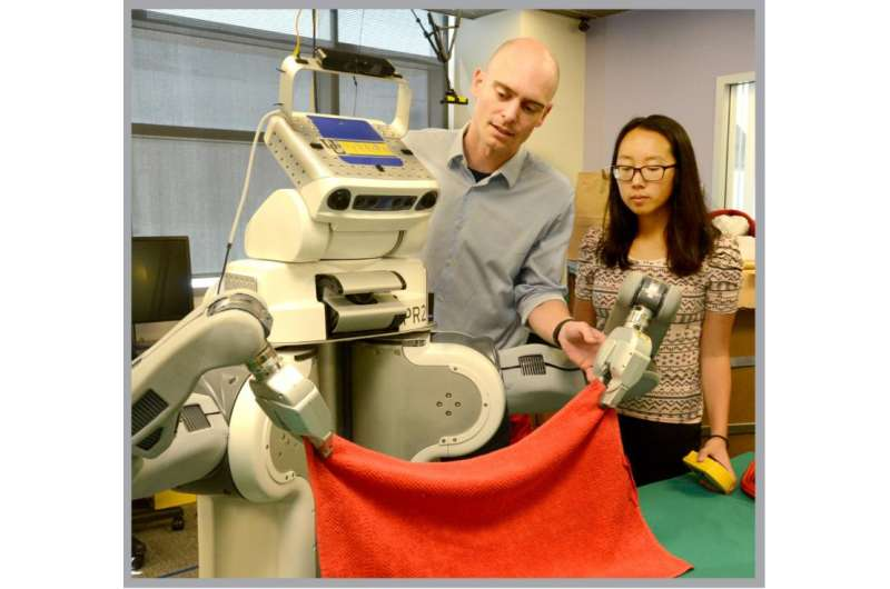 'Deep learning' — a giant step for robots