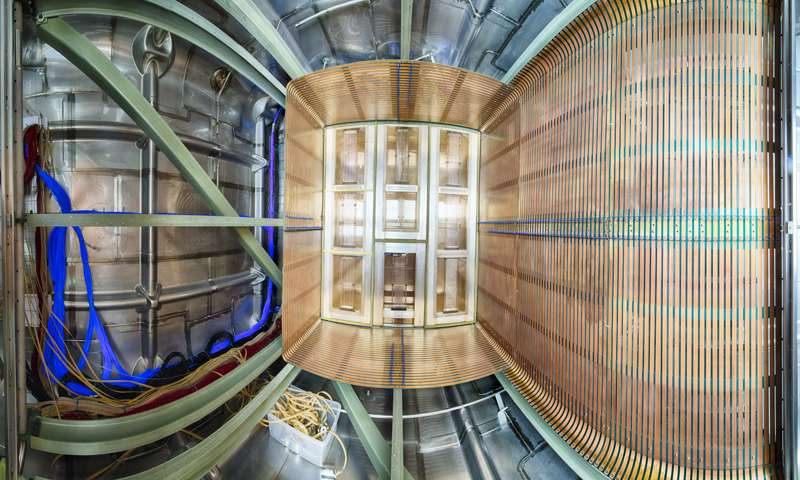 Deep Underground Neutrino Experiment testing begins