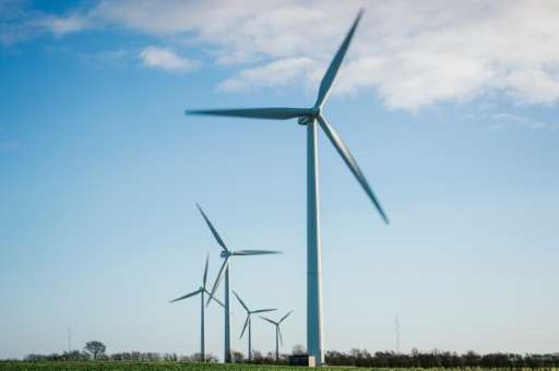Denmark aims to generate 50 percent of its electricity from wind power by 2020