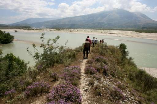 Despite local and international opposition, the Albanian government has approved plans for a dam on the Vjosa river, considered