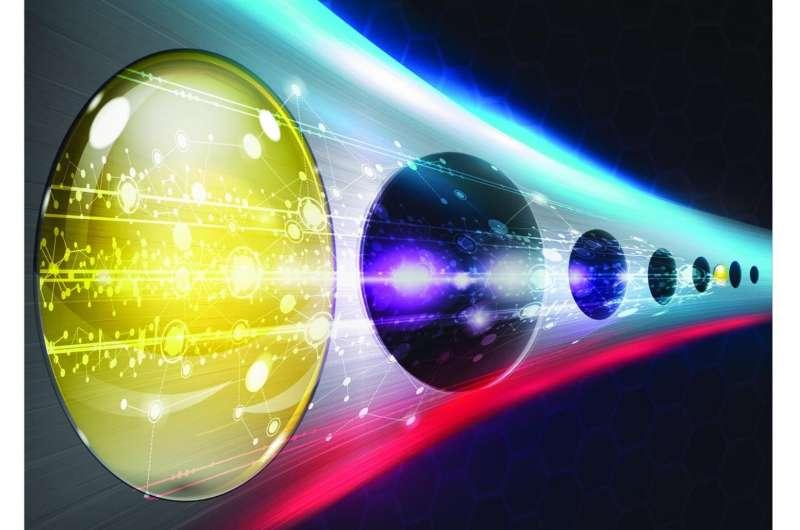 Diamonds aren't forever: Sandia, Harvard team create first quantum computer bridge
