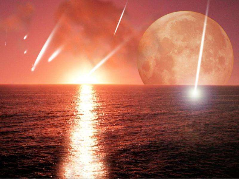 Did meteorites bring life's phosphorus to Earth?