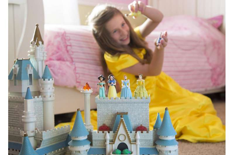 Disney princesses: Not brave enough