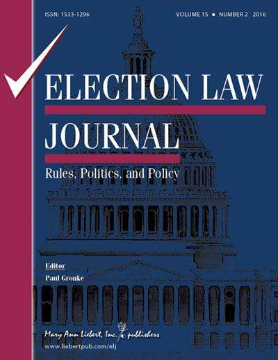 Does early voting affect political campaigns and election outcomes?