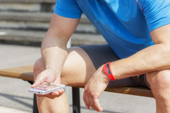 Do fitness trackers make you fitter?